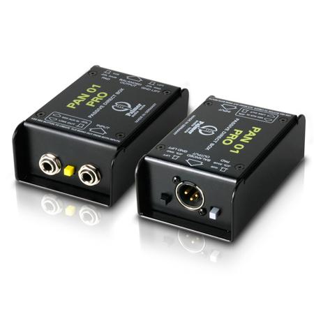 Palmer Audio PAN01PRO Professional DI Box passive