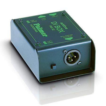 Palmer Audio PAN02 DI Box active