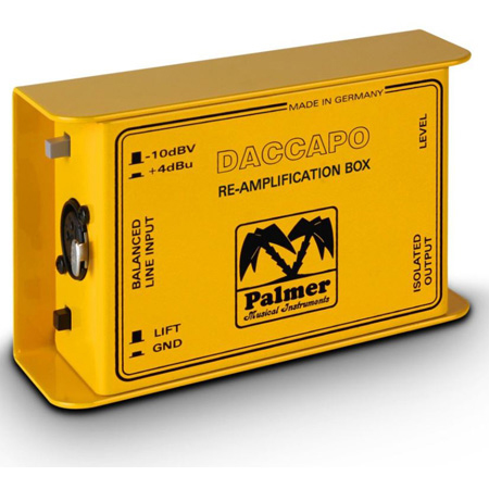 Palmer Audio PDACCAPO Re-Amplification Box