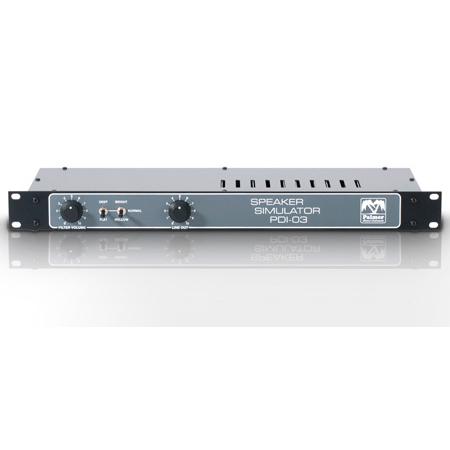 Palmer Audio PDI03 Speaker Simulator with Loadbox 8 Ohms