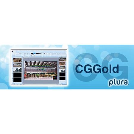 Plura CGGOLD One PLURA CGGold S/W License - Graphic Card Not Included