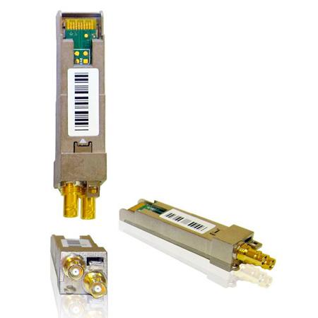 Plura SFP-3G-TXRX-HD-BF-LR SFP Module - 3Gbps SDI Coaxial Transceiver HDBNC