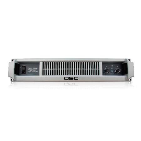 QSC PLX1802 PLX2 Series Amp 575 Watt @ 4 Ohms w/Speakon Connectors