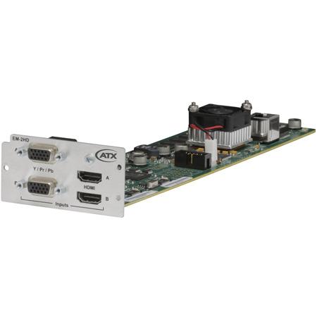 ATX Networks EM-2HD/D MPEG2/H.264 Encoder w/Dolby Digital Creator