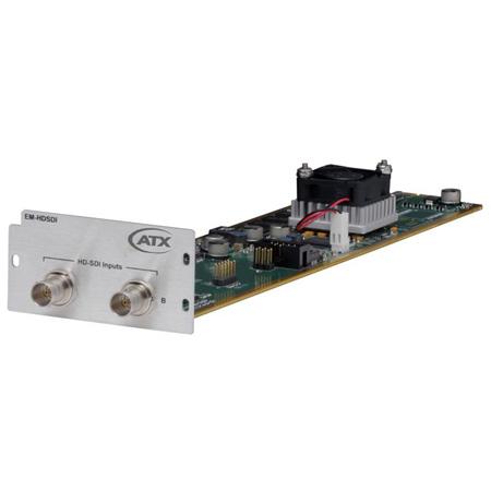 ATX Networks EM-HD-SDI HD-SDI Dual MPEG-2/H.264 Encoder Module for PD1000
