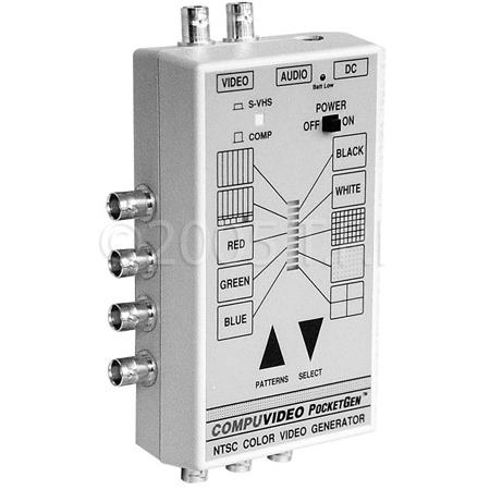 Compuvideo PocketGen 3 Handheld Video/Audio Generator