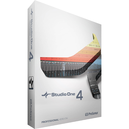 PreSonus Studio One 4 Pro Educational Pricing E-License (10 to 24 Licenses Required)
