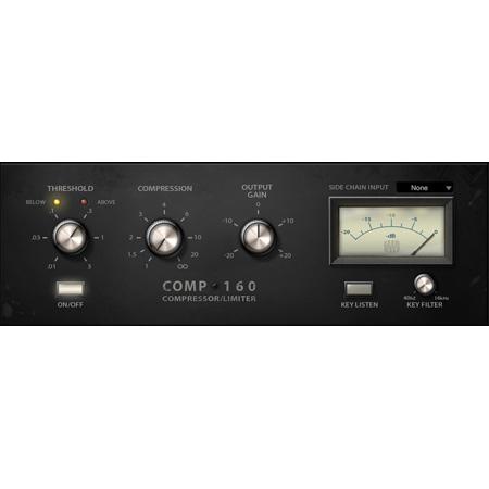 PreSonus FAT COMP 160 - Fat Channel Compressor Plug-in (software)