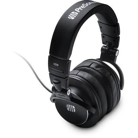 PreSonus HD9 Closed-Cup Professional Monitoring Headphones