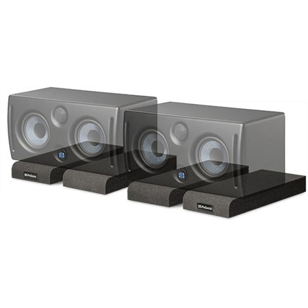 PreSonus ISPD-4 Studio Monitor Isolation Pad - Pair (fits 1 pair of large monitors or 2 pairs of small)