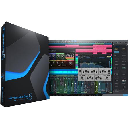 PreSonus Studio One 5 Artist (Download)