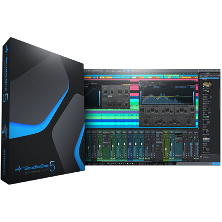 PreSonus Studio One 5 Professional (Download)