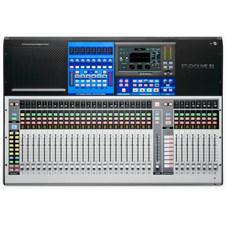PreSonus StudioLive 32 Series III 32-Channel Digital Mixer with Moving Faders
