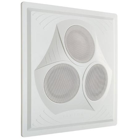 Pure Resonance Audio VCA8 Vector Lay-In 2x2 Drop Ceiling Speaker Array 8 Ohm Input