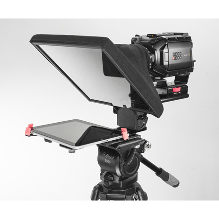 Prompter People UF-12-iPADPRO Teleprompter with 12x12 Glass - iPAD PRO Cradle