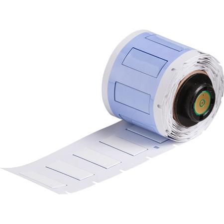Brady PSPT-250-1WT 1.015 W x 0.439 H PermaSleeve Heat Shrink 100 Roll - White