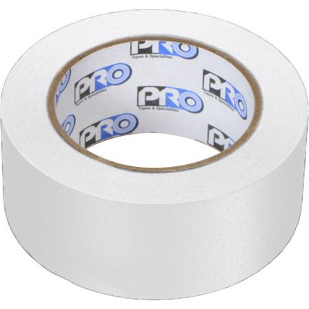 Pro Tapes 001C260MWHT Console Tape 2 Inch x 60 Yard - White