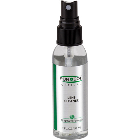 Purosol Optical 2oz. Molecular Cleaner For Optics