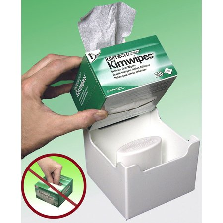 The Push-UP Box For Kimwipes