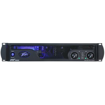 Peavey IPR2 2-Channel 2000 Watt Lightweight Power Amplifier