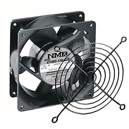 4.5in Quiet Fan w/Guard & Cord