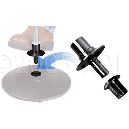 Atlas QR-2 Quick Release Mic Stand Adapter