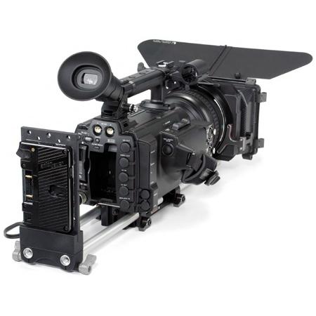 Anton Bauer QRC-DUAL PT Gold Mount for Sony PMW-F3 and AJA Ki Pro Mini