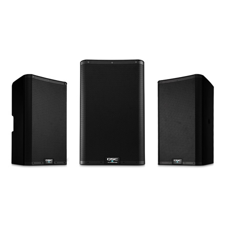 QSC K10.2 10 Inch Two-Way 2000W Powered Loudspeaker