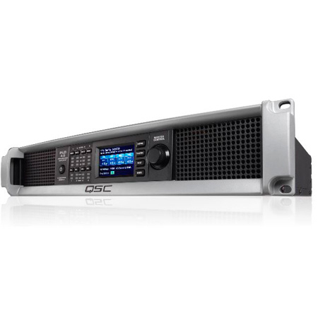 QSC PLD4.5 Processing Amplifier - 2000 W x 4 CH