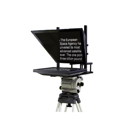 Autocue OCU-SSP15LITE 15 Inch LCD Teleprompter LITE Package