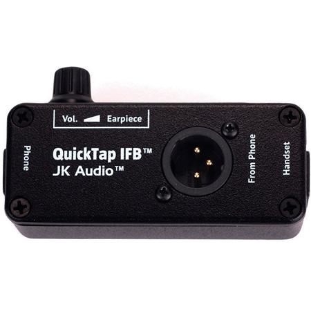 JK Audio QTIFB Quick Tap Telephone Handset IFB Tap