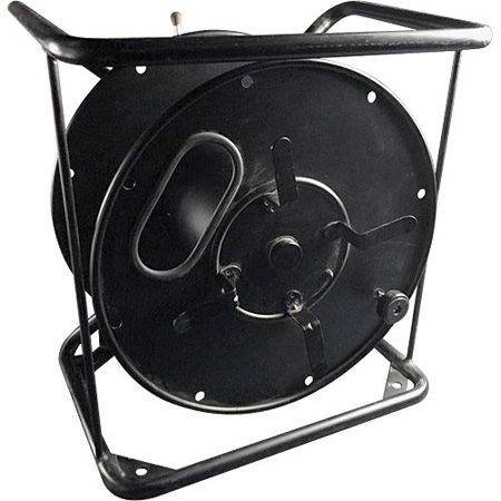 Canare R380D Cable Reel with Casters & Connector Mounting Hub