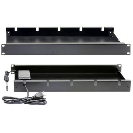RDL RC-PS5 19in Rack Mount for 5 Desktop Power Supplies
