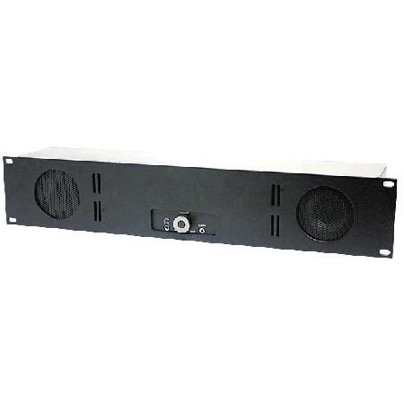 Recortec RSS-225/B 12W 2U Rackmount Speaker
