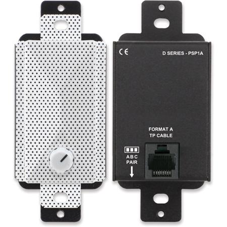 RDL D-PSP1A Decora-Style Active Loudspeaker - Format-A
