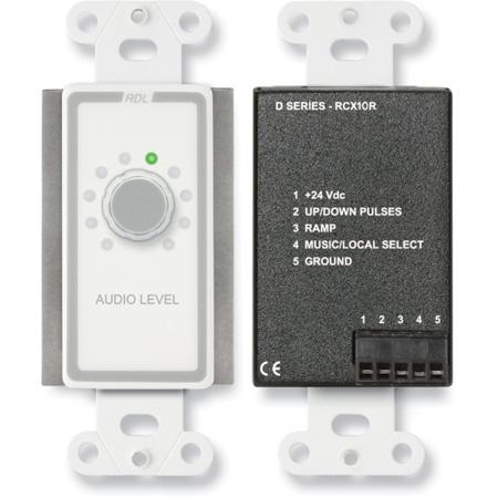 RDL D-RCX10R Remote Volume Control for RCX-5C