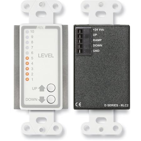 RDL D-RLC2 Remote Level Control - Ramp