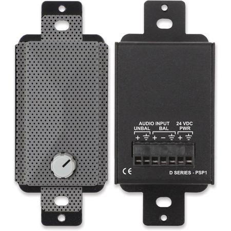 RDL DG-PSP1 Decora-Style Active Loudspeaker