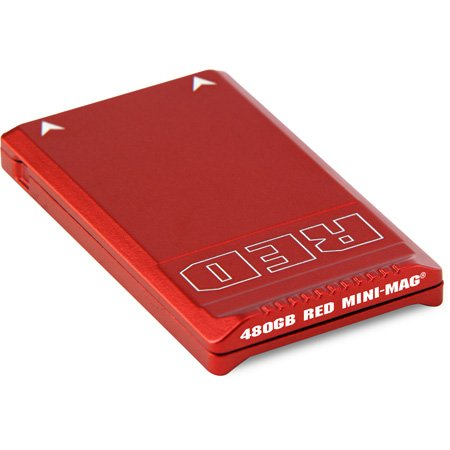 RED Camera 750-0090 RED MINI-MAG SSD - up to 300 MB/s - 480GB