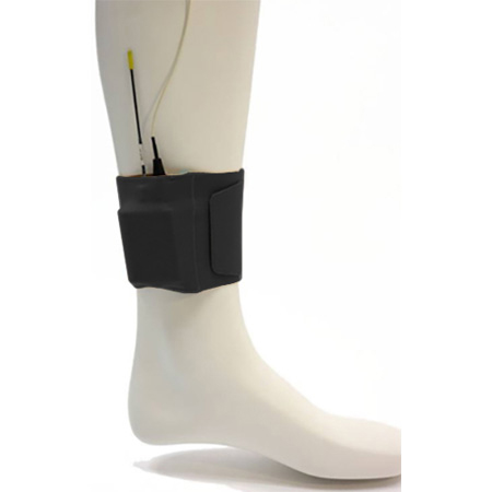 Remote Audio URS ANBL URSA Wireless Transmitter Ankle Strap - Black