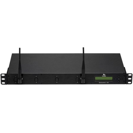 Revo Labs 01-HDEXEC4-NM-AES Executive HD MaxSecure Conference System 4-Channel Without Mics