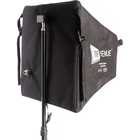 RF Venue CP Beam Long Range Collapsible Antenna System