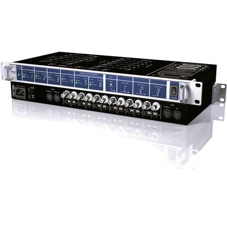 RME CONVERTER1 2 x 6-Channel MADI Optical / Coaxial Converter - 19 Inch - 1RU