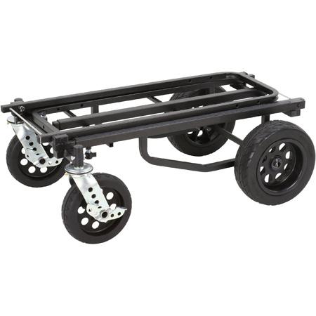 RocknRoller R12STEALTH MultiCart - R12 All Terrain with R Trac - Stealth Black