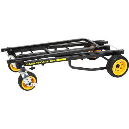 RocknRoller R14G Multi-Cart Mega with Ground Glider Casters - 700 lb Capacity