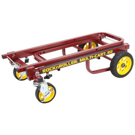 RocknRoller R2RT-RD Multi-Cart® R2RT-RD Micro - Red