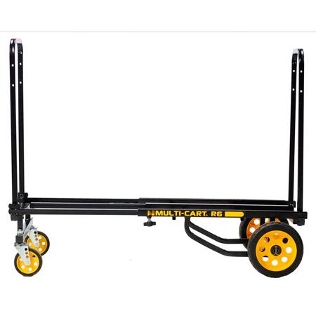 RocknRoller R6RT Multi-Cart 8-in-1 Equipment Transport Cart