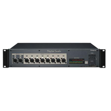 Roland S-4000D REAC Splitter & Power Distributor