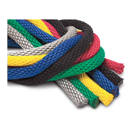 Ferh Brothers ROPE0070 Rope Utility Solid Braid 5/8 in x 600 Foot - Black