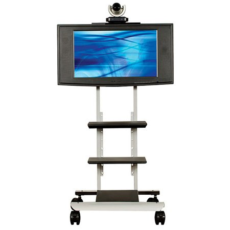 Avteq RPS-400 Rollabout Stand for One 20-42 Inch Plasma or LCD